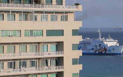 Le navi fantasma di Luigi Carlo Daneri